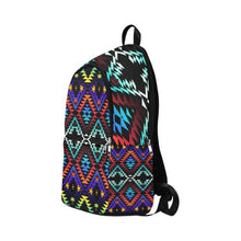 Taos Morning and Midnight Fabric Backpack for Adult (Model 1659) Casual Backpack for Adult (1659) e-joyer