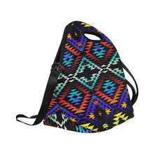 Taos Morning and Midnight Neoprene Lunch Bag/Large (Model 1669) Neoprene Lunch Bag/Large (1669) e-joyer