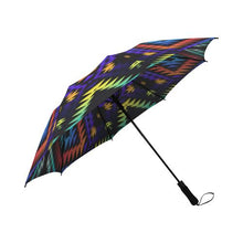 Taos Morning and Midnight Semi-Automatic Foldable Umbrella Semi-Automatic Foldable Umbrella e-joyer