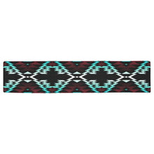 Taos Morning and Midnight Table Runner 16x72 inch Table Runner 16x72 inch e-joyer