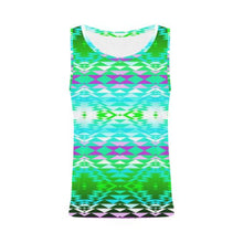 Taos Powwow 120 All Over Print Tank Top for Women (Model T43) All Over Print Tank Top for Women (T43) e-joyer