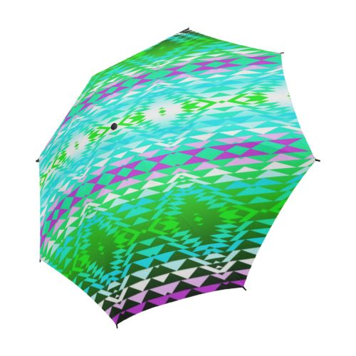 Taos Powwow 120 Semi-Automatic Foldable Umbrella Semi-Automatic Foldable Umbrella e-joyer