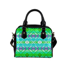 Taos Powwow 120 Shoulder Handbag (Model 1634) Shoulder Handbags (1634) e-joyer