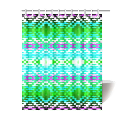 Taos Powwow 120 Shower Curtain 60
