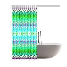 "Taos Powwow 120 Shower Curtain 60""x72"" Shower Curtain 60""x72"" e-joyer"
