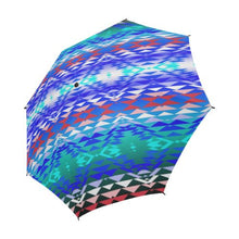 Taos Powwow 180 Semi-Automatic Foldable Umbrella Semi-Automatic Foldable Umbrella e-joyer