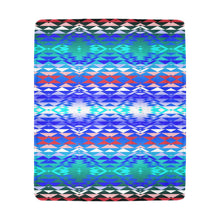 "Taos Powwow 180 Ultra-Soft Micro Fleece Blanket 50""x60"" Ultra-Soft Blanket 50''x60'' e-joyer"