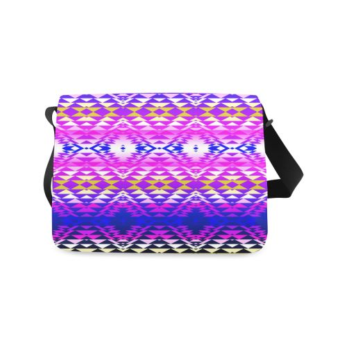 Taos Powwow 240 Messenger Bag (Model 1628) Messenger Bags (1628) e-joyer