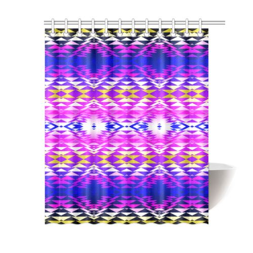 Taos Powwow 240 Shower Curtain 60