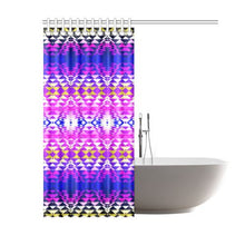 "Taos Powwow 240 Shower Curtain 60""x72"" Shower Curtain 60""x72"" e-joyer"