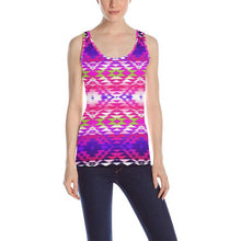 Taos Powwow 270 All Over Print Tank Top for Women (Model T43) All Over Print Tank Top for Women (T43) e-joyer