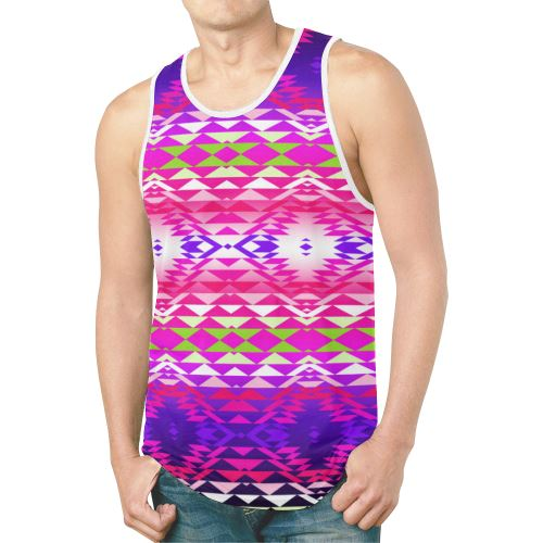 Taos Powwow 270 New All Over Print Tank Top for Men (Model T46) New All Over Print Tank Top for Men (T46) e-joyer