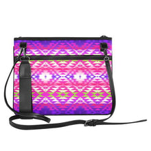 Taos Powwow 270 Slim Clutch Bag (Model 1668) Slim Clutch Bags (1668) e-joyer