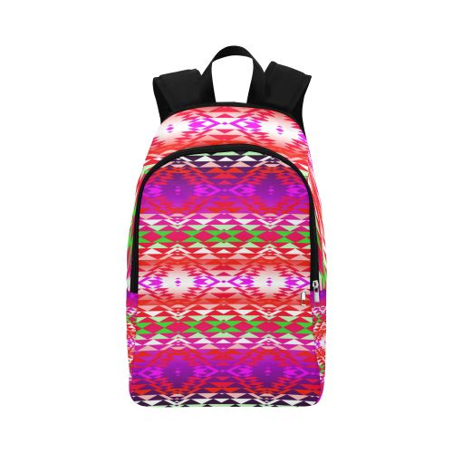 Taos Powwow 300 Fabric Backpack for Adult (Model 1659) Casual Backpack for Adult (1659) e-joyer