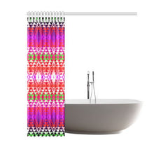 "Taos Powwow 300 Shower Curtain 60""x72"" Shower Curtain 60""x72"" e-joyer"