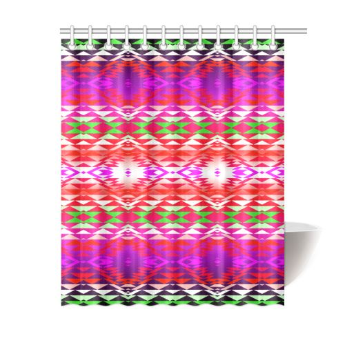 Taos Powwow 300 Shower Curtain 60