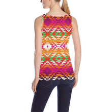 Taos Powwow 330 All Over Print Tank Top for Women (Model T43) All Over Print Tank Top for Women (T43) e-joyer