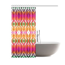 "Taos Powwow 330 Shower Curtain 60""x72"" Shower Curtain 60""x72"" e-joyer"
