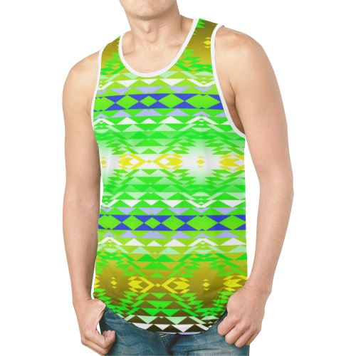 Taos Powwow 60 New All Over Print Tank Top for Men (Model T46) New All Over Print Tank Top for Men (T46) e-joyer