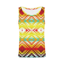 Taos Powwow All Over Print Tank Top for Women (Model T43) All Over Print Tank Top for Women (T43) e-joyer