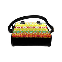 Taos Powwow Shoulder Handbag (Model 1634) Shoulder Handbags (1634) e-joyer
