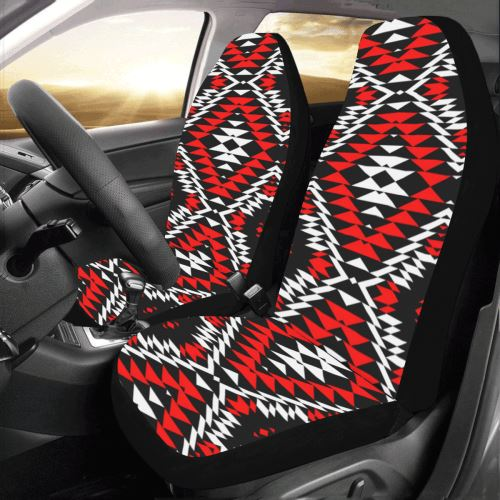 Taos Wool Car Seat Covers (Set of 2) Car Seat Covers e-joyer