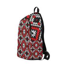 Taos Wool Fabric Backpack for Adult (Model 1659) Casual Backpack for Adult (1659) e-joyer