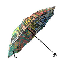 Taos Wool Foldable Umbrella Foldable Umbrella e-joyer