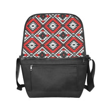 Taos Wool New Messenger Bag (Model 1667) New Messenger Bags (1667) e-joyer