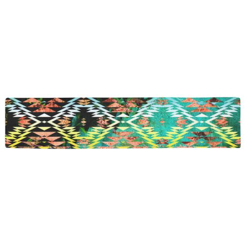 Taos Wool Table Runner 16x72 inch Table Runner 16x72 inch e-joyer