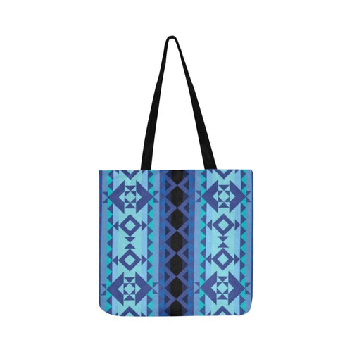 Tipi Reusable Shopping Bag Model 1660 (Two sides) Shopping Tote Bag (1660) e-joyer