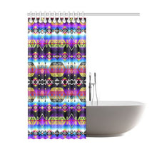 "Trade Route West Shower Curtain 60""x72"" Shower Curtain 60""x72"" e-joyer"