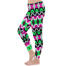 Two Spirit Ceremony Classic Winter Leggings leggings-pants 49 Dzine