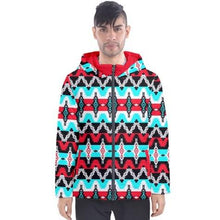 Two Spirit Dance Insulated Winter Coat for Men 49 Dzine