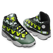 Two Spirit Medicine Isstsokini Athletic Shoes Herman