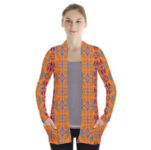 Upstream Expedition After Dawn Open Front Pocket Cardigan 49 Dzine