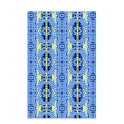 Upstream Expedition Blue Ridge Dish Towel 49 Dzine 16x25 inch