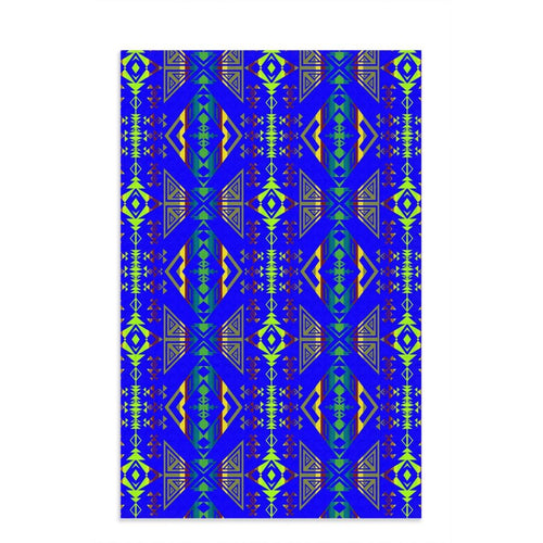 Upstream Expedition Midnight Run Dish Towel 49 Dzine 16x25 inch