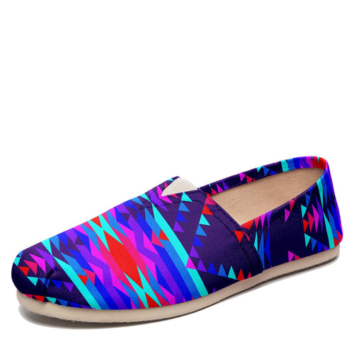 Vision of Peace Casual Unisex Slip On Shoe Herman