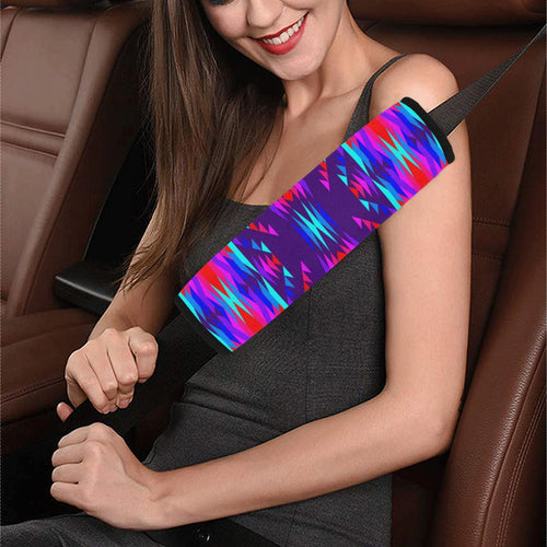 Vision of Peace LG Car Seat Belt Cover 7''x12.6'' Car Seat Belt Cover 7''x12.6'' e-joyer