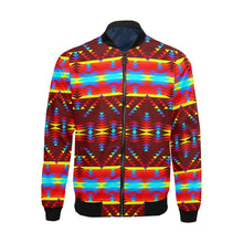 Visions of Lasting Peace All Over Print Bomber Jacket for Men/Large Size (Model H19) All Over Print Bomber Jacket for Men/Large (H19) e-joyer