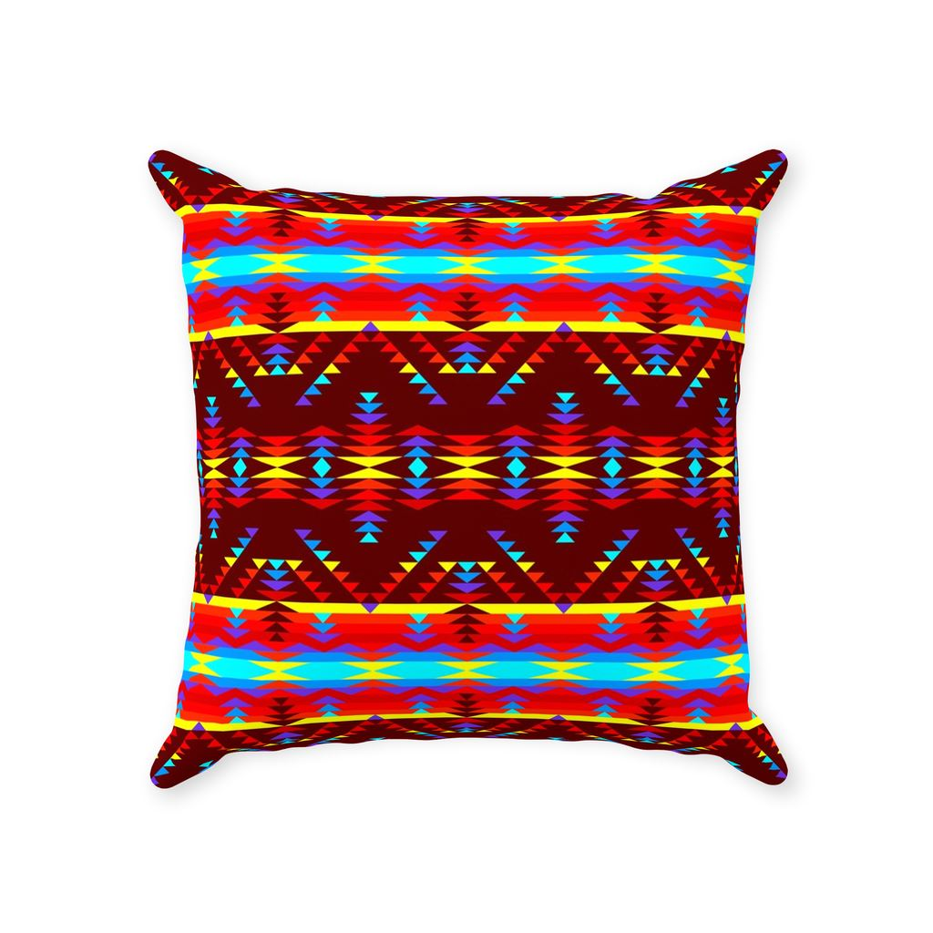 Visions of Lasting Peace Throw Pillows 49 Dzine With Zipper Poly Twill 14x14 inch