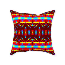 Visions of Lasting Peace Throw Pillows 49 Dzine With Zipper Poly Twill 16x16 inch
