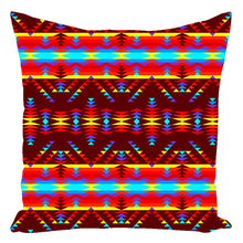 Visions of Lasting Peace Throw Pillows 49 Dzine With Zipper Spun Polyester 16x16 inch