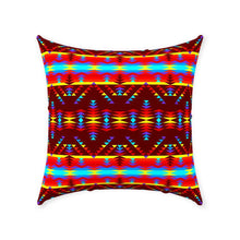 Visions of Lasting Peace Throw Pillows 49 Dzine With Zipper Spun Polyester 18x18 inch