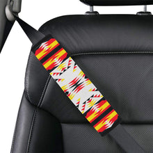 Visions of Peace Directions Car Seat Belt Cover 7''x12.6'' Car Seat Belt Cover 7''x12.6'' e-joyer