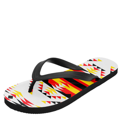 Visions of Peace Directions Flip Flops 49 Dzine