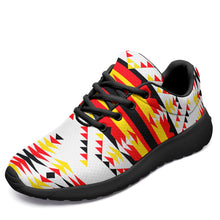 Visions of Peace Directions Ikkaayi Sport Sneakers 49 Dzine US Women 4.5 / US Youth 3.5 / EUR 35 Black Sole