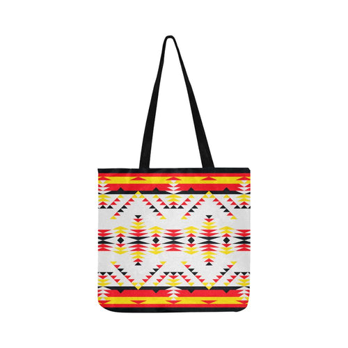 Visions of Peace Directions Reusable Shopping Bag Model 1660 (Two sides) Shopping Tote Bag (1660) e-joyer