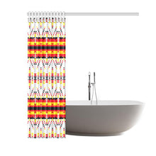 "Visions of Peace Directions Shower Curtain 60""x72"" Shower Curtain 60""x72"" e-joyer"